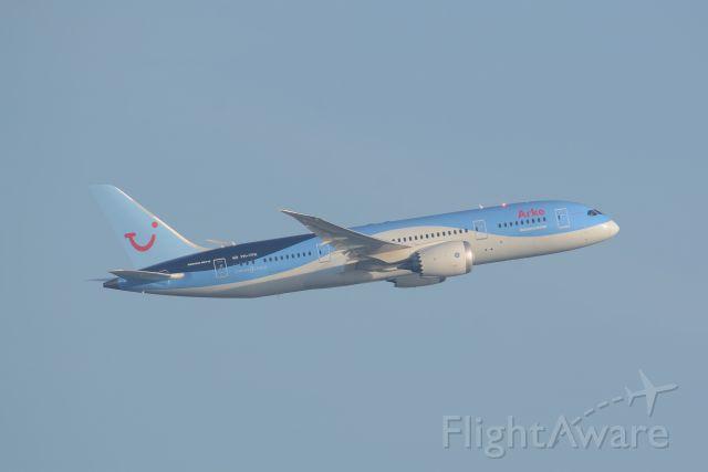Boeing 787-8 (PH-TFK) - TAKEOFF AALSMEERBAAN 11-11-2014