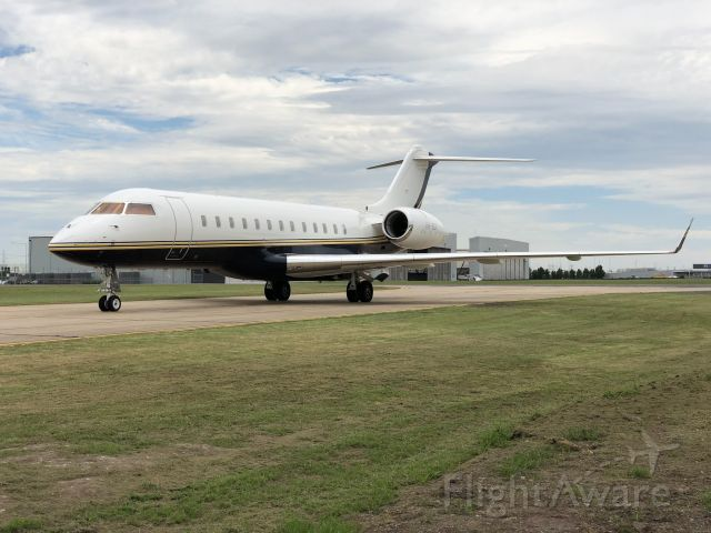 Bombardier Global Express (VH-SGA)
