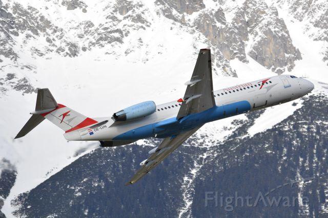 Fokker 100 (OE-LVN)