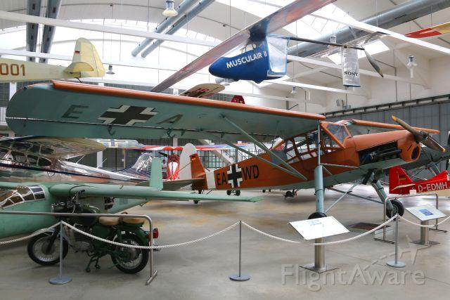 FIESELER Storch (EAWD) - Flugwerft Schleißheim