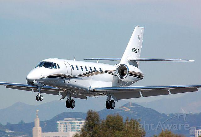 Cessna Citation Sovereign (N86LQ)
