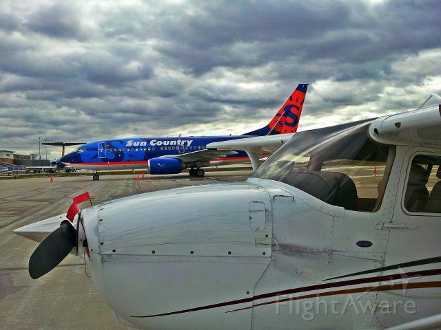 Cessna Skyhawk (N6021K)