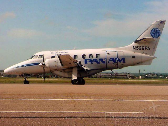 British Aerospace Jetstream 31 (N529PA)