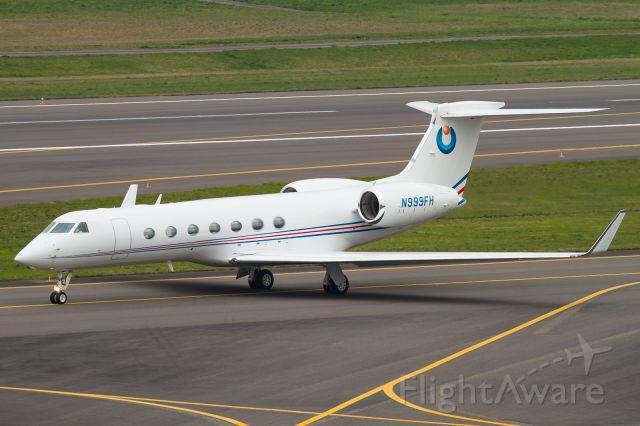 Gulfstream Aerospace Gulfstream V (N999FH)