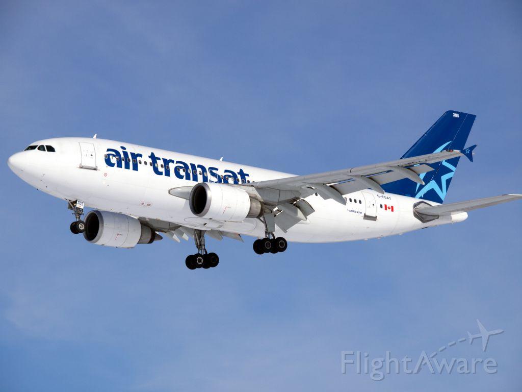 Airbus A310 (C-FDAT)