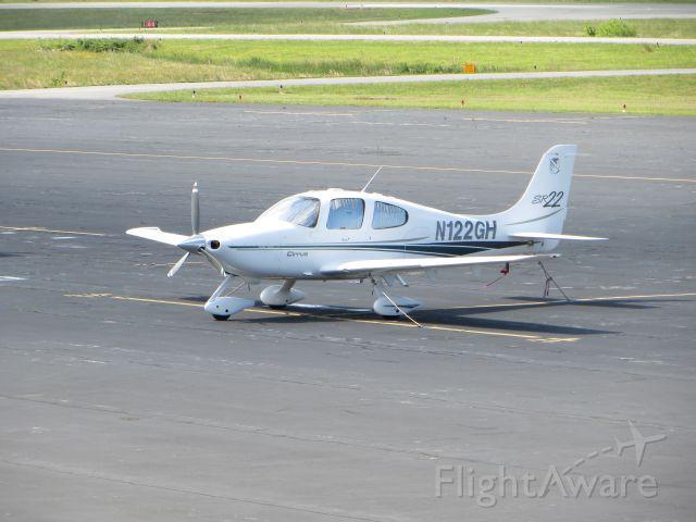 Cirrus SR-22 (N122GH) - SR22 (N122GH)