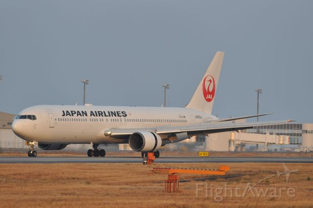 BOEING 767-300 (JA659J)