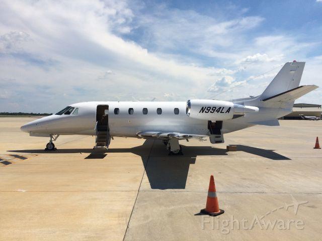 Cessna Citation Excel/XLS (N994LA)