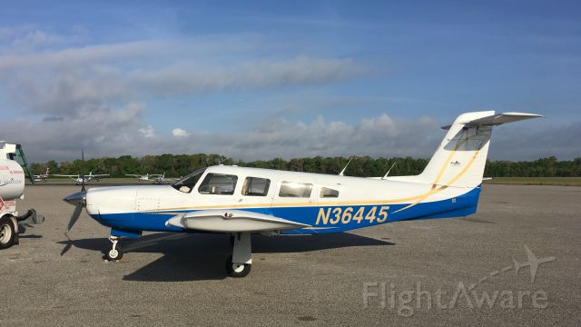 Piper Lance 2 (N36445)