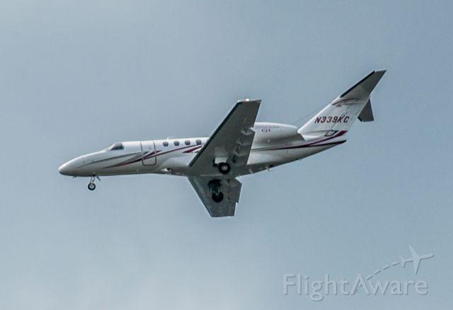 Cessna Citation CJ4 (N339KC)