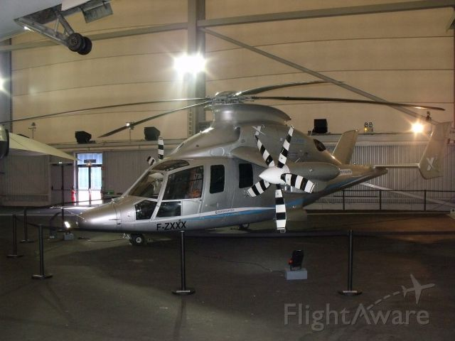 F-ZXXX — - Airbus Helicopter X3 vu ici