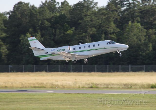 Cessna Citation Excel/XLS (N57WP)