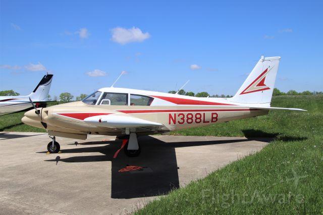 Piper PA-30 Twin Comanche (N388LB)