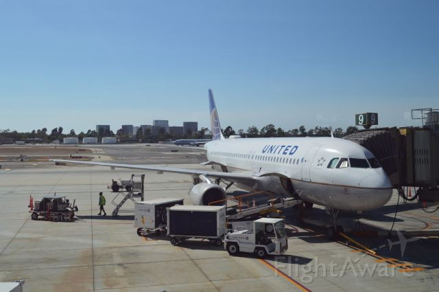 Airbus A320 — - Bound for San Francisco!