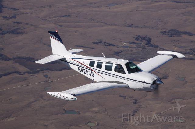 Beechcraft Bonanza (36) (N4203S) - 1976 A36
