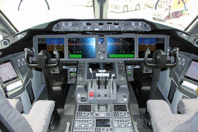 Boeing 787-8 (VH-VKA)