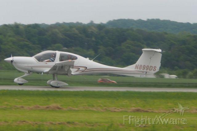 Diamond Star (N899DS) - great plane