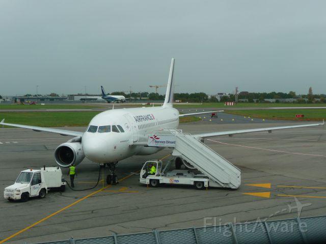 Airbus A319 (F-GRHX)