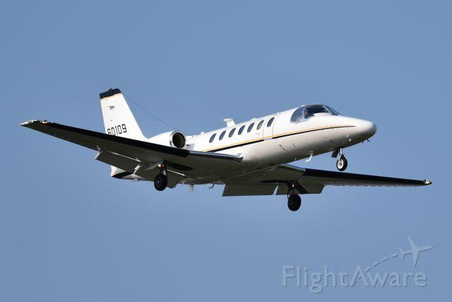 Cessna Citation V — - United States Navy <br />Cessna 560 Citation V/Ultra/Encore
