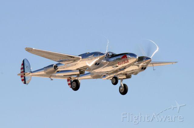 Lockheed P-38 Lightning — - Aviation Nation
