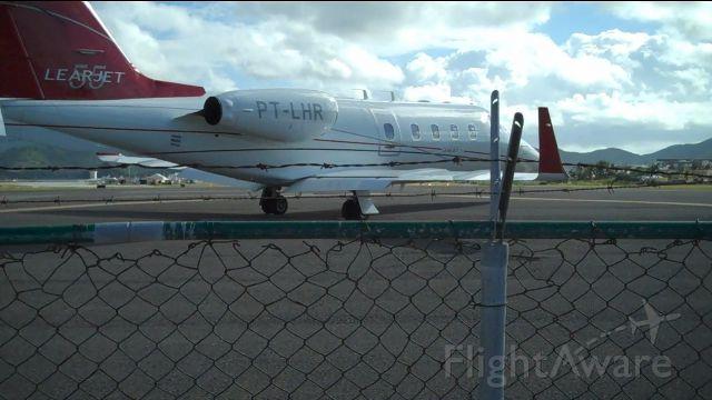 Learjet 55 (PT-LHR)
