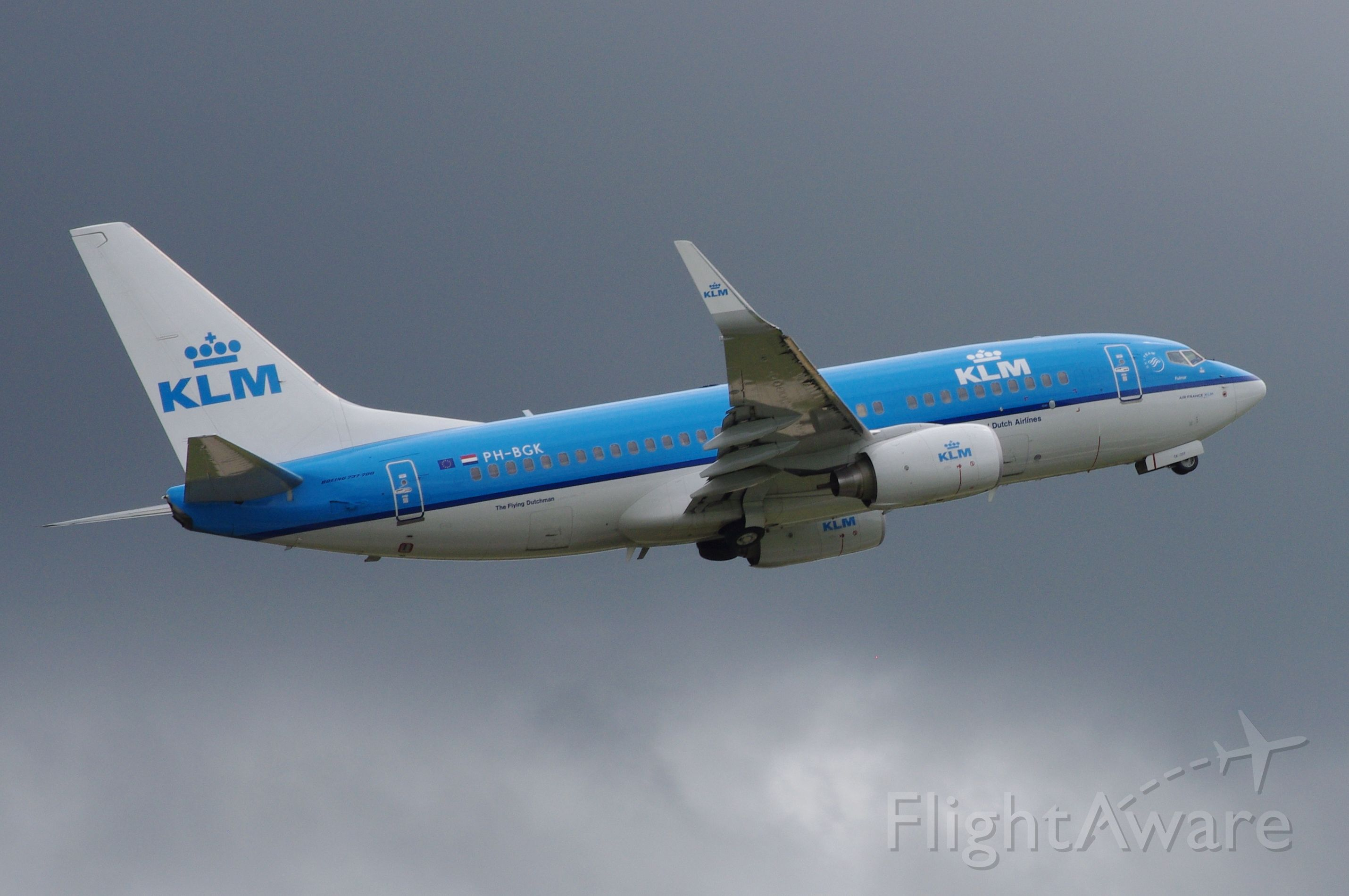 Boeing 737-700 (PH-BGK)