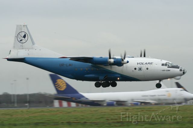 Antonov An-12 (UR-LMI)