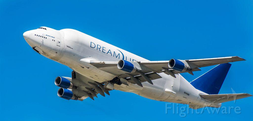 Boeing 747-400 (N249BA)