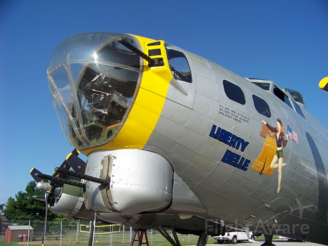 Boeing B-17 Flying Fortress (N390TH) - Liberty Belle