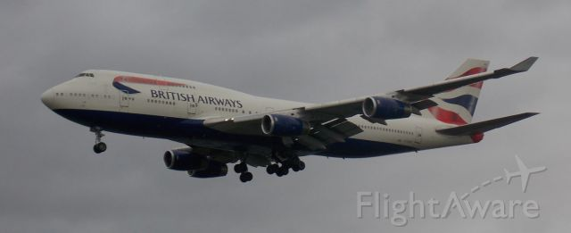 Boeing 747-200 (G-CIVG)