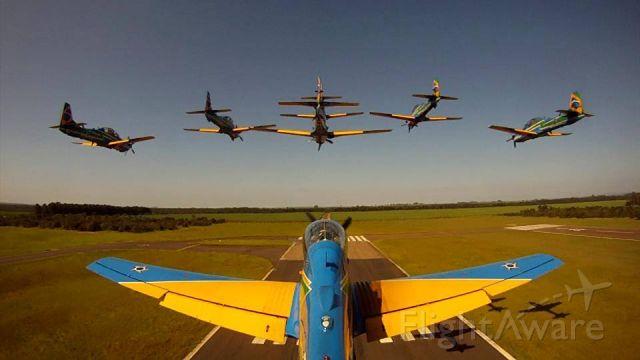 AVANTAGE A-29 — - Força Aérea Brasileira. Esquadrão de Demonstração Aérea. (Esquadrilha da Fumaça)