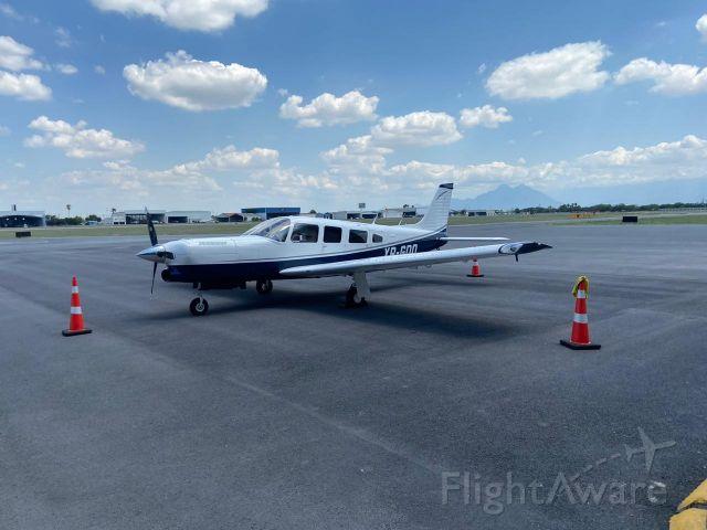 Piper Saratoga/Lance (XB-GDQ)