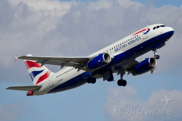 Airbus A320 (G-MIDS)