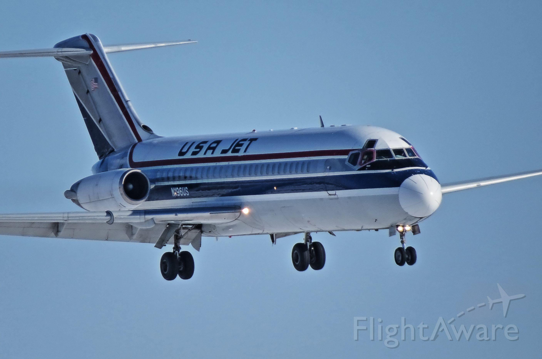 Douglas DC-9-10 (N196US)