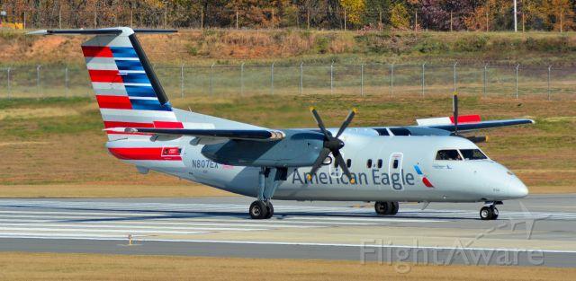 de Havilland Dash 8-100 (N807EX) - 11/24/16