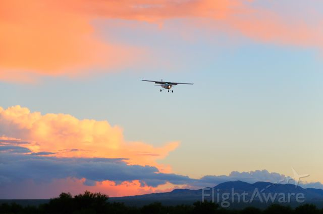 Cessna Commuter (N11518) - First Solo