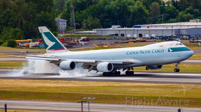 BOEING 747-8 (B-LJG)
