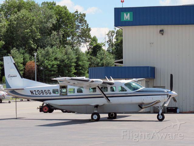 Cessna 205 (N208SG)
