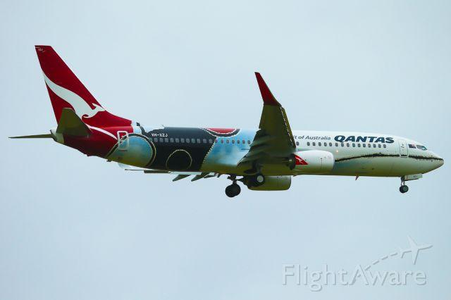Boeing 737-700 (VH-XZJ) - Boeing 737-838