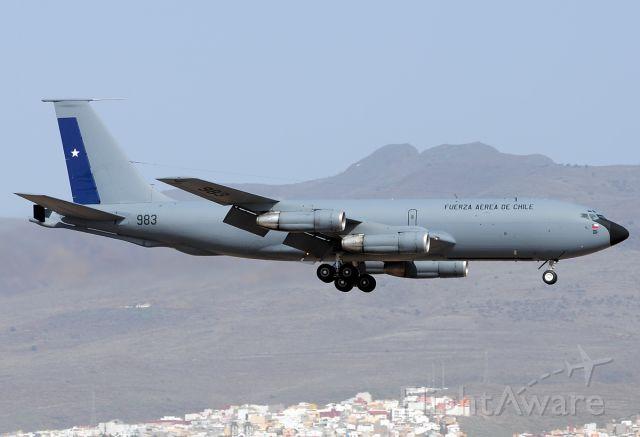 Boeing C-135FR Stratotanker (983)