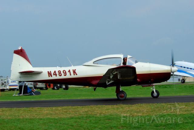 North American Navion (N4891K) - 2013 Sun n Fun Parade of Planes