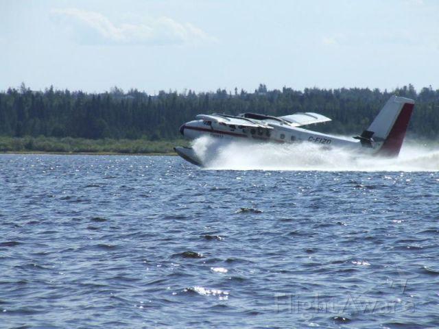 De Havilland Canada Twin Otter (C-FIZD) - Terrington Basin