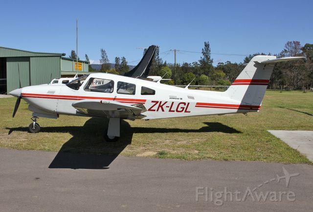 Piper Arrow 4 (ZK-LGL)
