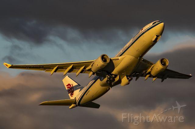 Airbus A330-300 (B-6536)