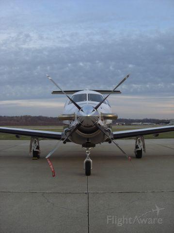 Pilatus PC-12 (N717NC)