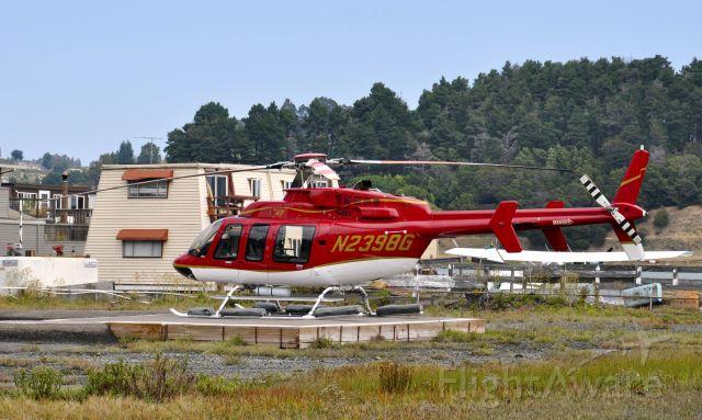 Bell 407 (N2398G) - Flipper Aviation Llc Bell 407 N2398G in Sausalito