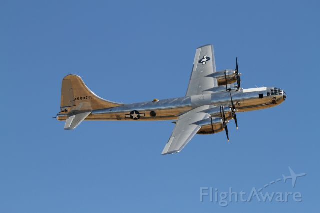 "Boeing B-29 Superfortress (N69972) - B-29 ""Doc"" - California Capital Airshow - 10/05/19"