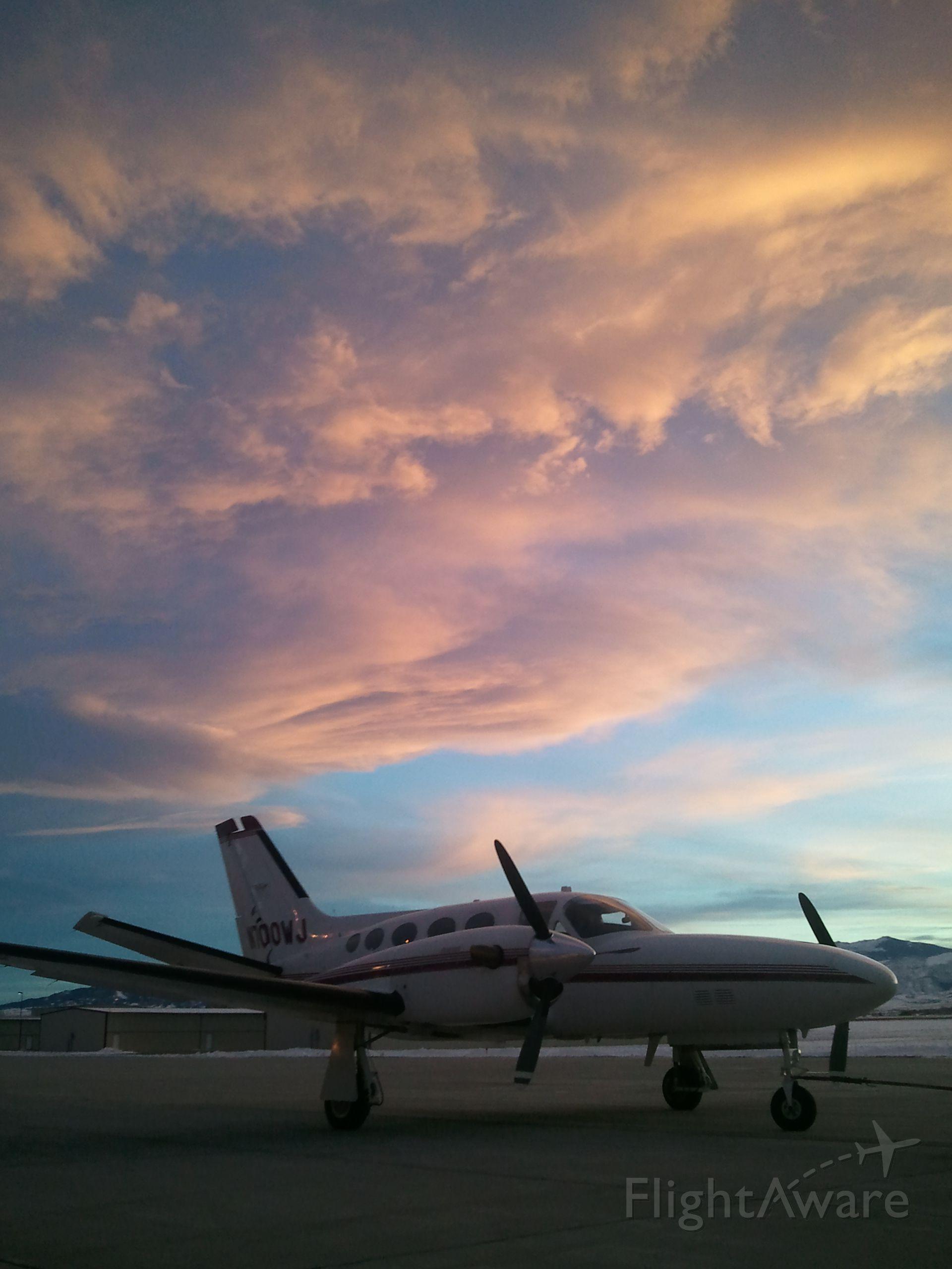Cessna Conquest 1 (N700WJ)