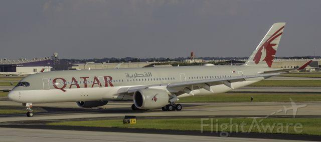 Airbus A350-900 (A7-ALU)