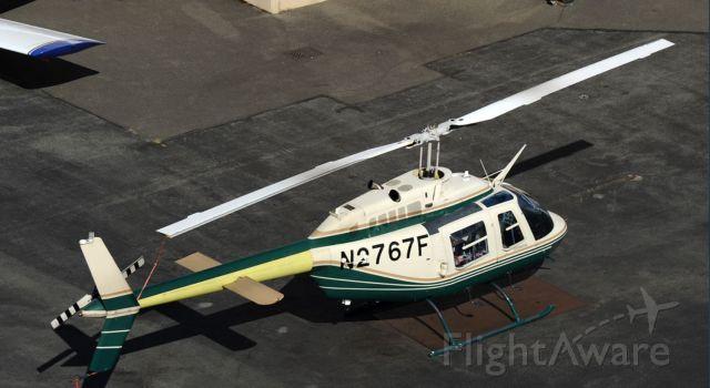 Bell JetRanger (N2767F) - Bell 206-B-3